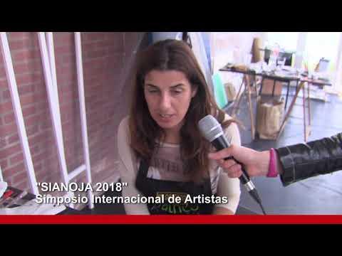 Sianoja 2018. Simposio Internacional de Artistas