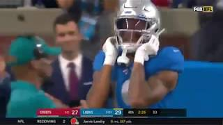 Highlights from the lions week 4 loss vs Kansas City