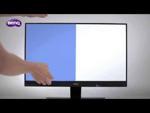 BenQ Eye-care Monitor - Low Blue Light Technology Demo Video