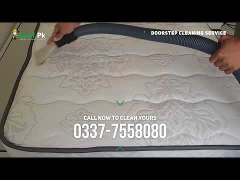 Mattress Cleaning Services in Karachi, Pakistan - Amazing Cleaning