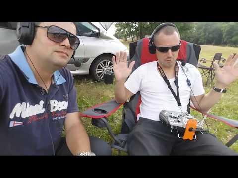 Maiden Flight Solar Glider V2