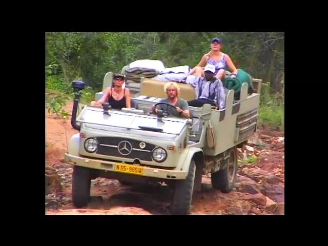 Mit dem Unimog quer durch Afrika TV-Dokumentation über eine Afrika - Durchquerung im Jahre 1907-1909