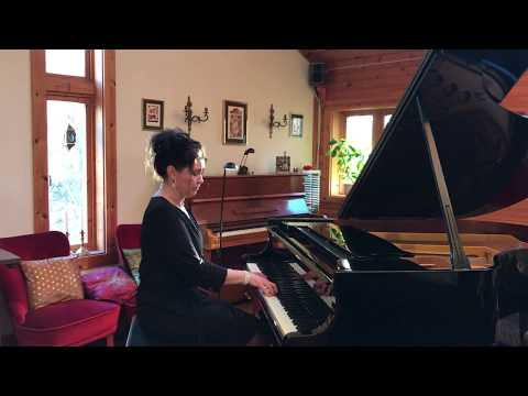 Shallow Lady Gaga & Bradley Cooper (A Star Is Born) Ulrika A. Rosén, piano. (Piano cover)