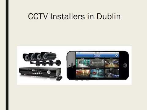 CCTV cameras Dublin