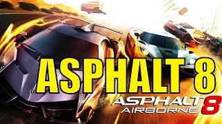 Asphalt 8 Airborne Game Play Video