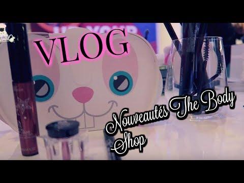 VLOG: Amsterdam et nouveautés The Body Shop