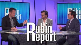 Jimmy Dore & Ben Mankiewicz on The Rubin Report