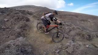 Fuerteventura - West Coast Bike Trail - GoPro4