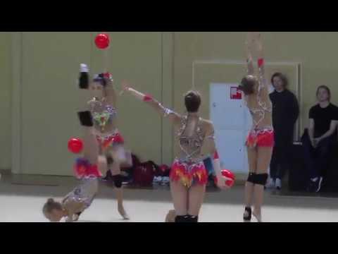 Russian National Group  - Control Training Gymnastics Center Novogorsk 17.03.19