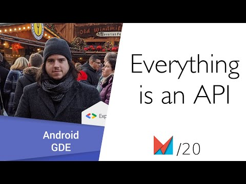 Everything is an API by Ash Davies, Immoscout24 EN