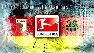 10.2.17 Fc Augsburg vs 1.Fc Saarbrücken