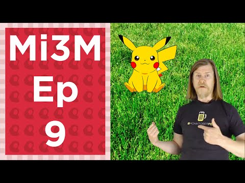 Monkchips in 3 Minutes - Ep 9 - Politics, Pokemon,