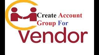 ( Hintçe )SAP MM Modülünde satıcı Hesap Grubu Oluşturma