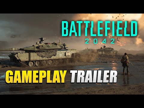 Battlefield 2042: Official Gameplay Trailer