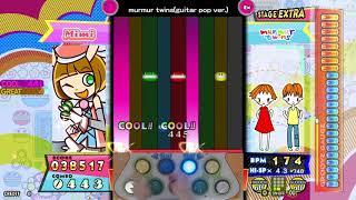 [ポップン] カドルコア(CUDDLE CORE) murmur twins(guitar pop ver.) [UPPER]