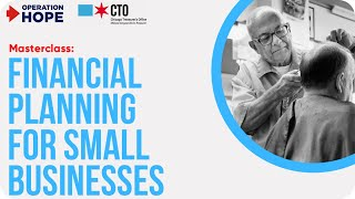 Masterclass: Financial Planning for Small Businesses