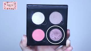 Beginners Eye Makeup Tut๐rial - Parts of the Eye - How To Apply Eyeshadow