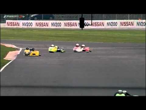 Eastern Airways British F1 Sidecars - Round 7 - Part 3 - 2011