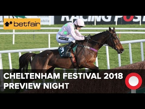 Cheltenham Preview Night