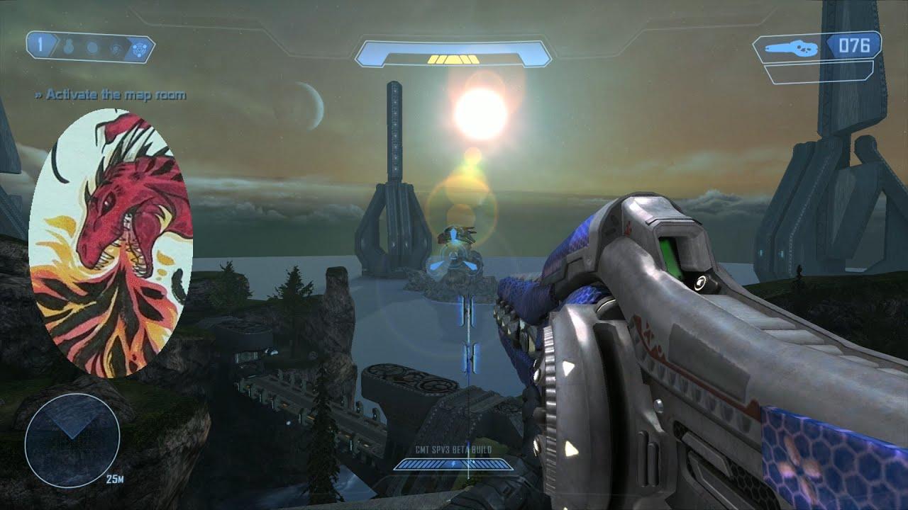 Halo Custom Edition SPV3 - Total overhaul for Halo PC - is