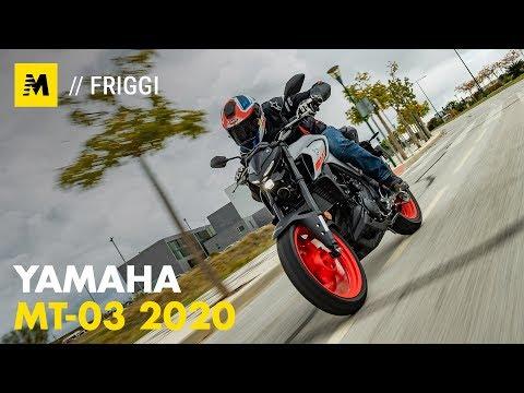 Yamaha MT-03 2020 | Ancora Più Facile, Ma Anche Più Divertente!
