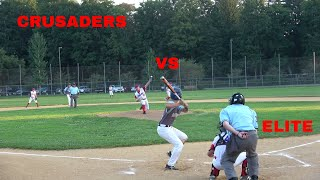Crusaders Baseball Club 18u vs Dutchess Elite