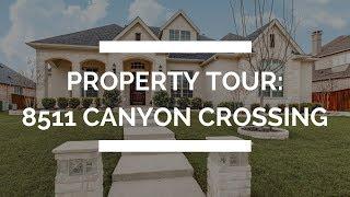 PROPERTY TOUR: 8511 Canyon Crossing {Lantana, TX}