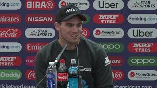 Tom Latham speaks ahead of Bangladesh vs New Zealand #CWC19