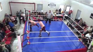 Xavier Black vs Crimson Dynamo (05.07.16)