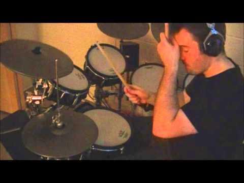 Dillinger Escape Plan - 43% Burnt - Drum Cover