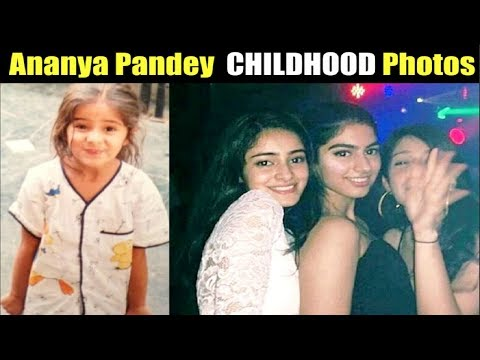 Student Of The Year 2 Ananya Pandey UNSEEN Photos From CUTE To HOT Mp3