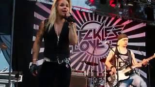 Reckless Love Night On Fire LankaFest 2018 Puolanka Finland