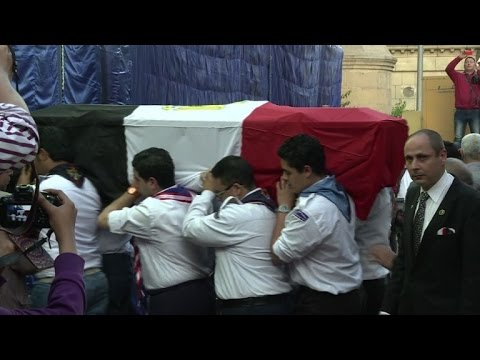 Egypt's elite bids farewell to ex-UN chief Boutros-Ghali