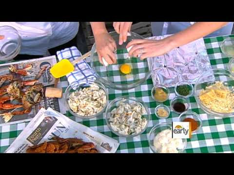 Maryland's Secret Crab Cake Recipe