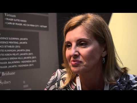 Juliana Mateva, director of sales, Fraser Suites Bahrain