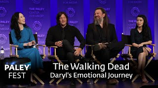 The Walking Dead - Norman Reedus on Daryl's Emotional Journey
