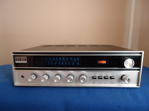 Fisher 201 AM-FM Stereo Receiver _________sn: 56007