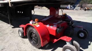 Haulle - Hydraulic Trailer Tug