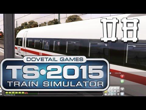 Train Simulator 2015 #8 ICE-T München Garmisch Teil 1 Zug Simulation HD Lets Play deutsch