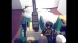 2 мировая война(LEGO)