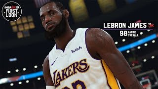 NBA 2K19 New Takeover System!