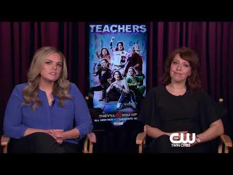 Kate Lambert & Kathryn Renée Thomas talk about Teachers