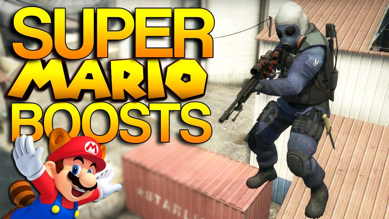 Csgo Super Mario Boosts Youtube