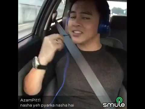 Nasha Yeh Pyarka Nasha Hai Cover By Azam Pitt