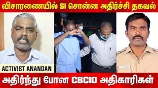 Activist Anandan Speech Today   Sathankulam Investigation