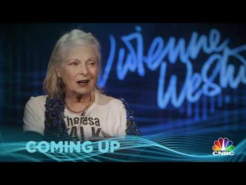 CNBC CONVERSATION DAME VIVIENNE WESTWOOD HD BRANDED