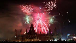 Canada marks 150 year anniversary