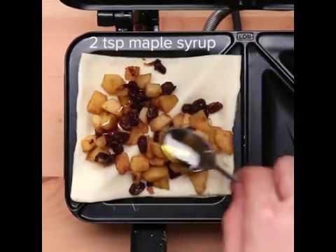 Անկրկնելի համով խնձորի շտրուդելի բաղադրատոմսի գաղտնիքը. ՎԻԴԵՈ-ԽՈՀԱՆՈՑ