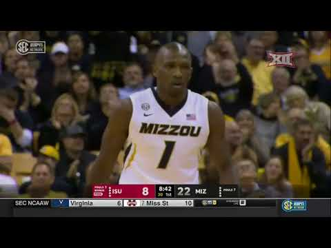 Iowa State vs Missouri Men