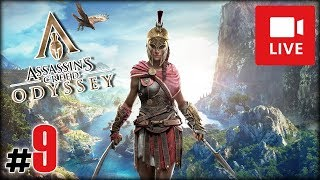 """[Archiwum] Live - Assassin's Creed: Odyssey! (3) - [1/3] - """"Cyklop"""""""